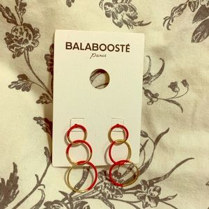 NWT earrings bought in Paris this summer
